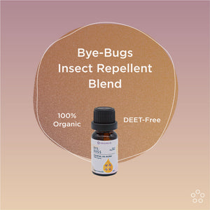 Bye-Bugs Insect Repellent Blend - Aromeo