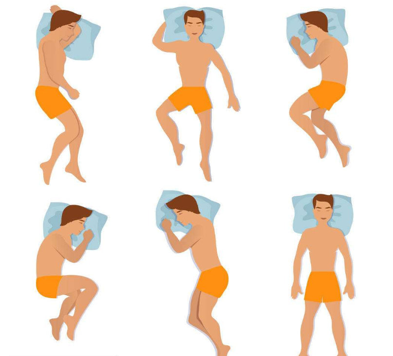 What's your sleep posture?