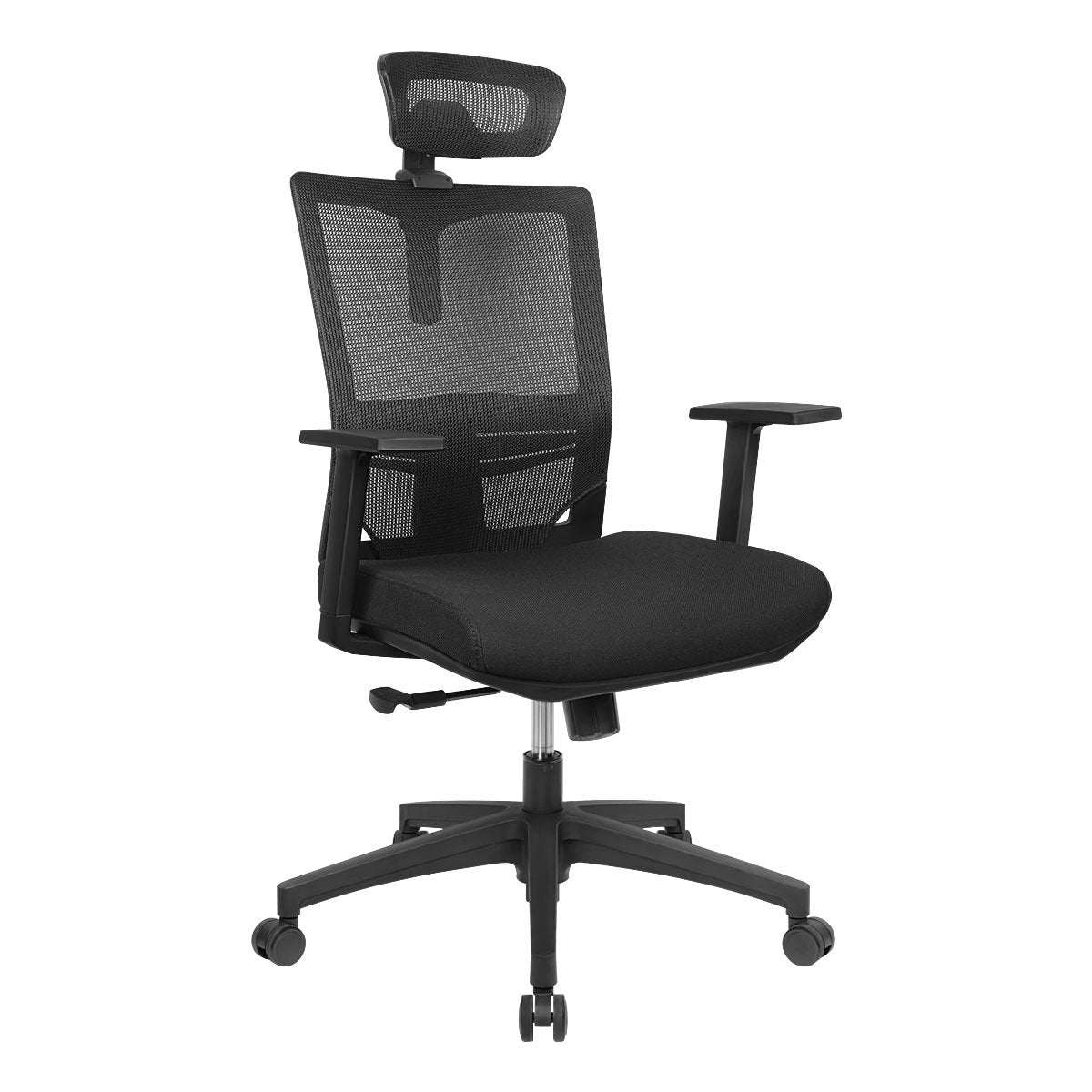 RAMINE Ergonomic Office Chair With Headrest