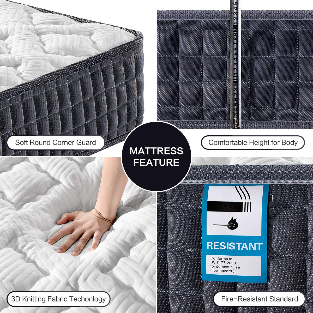 The-Best- Homylink-Mattress-You-Will-Find-For-An-Incredible-Night's-Sleep
