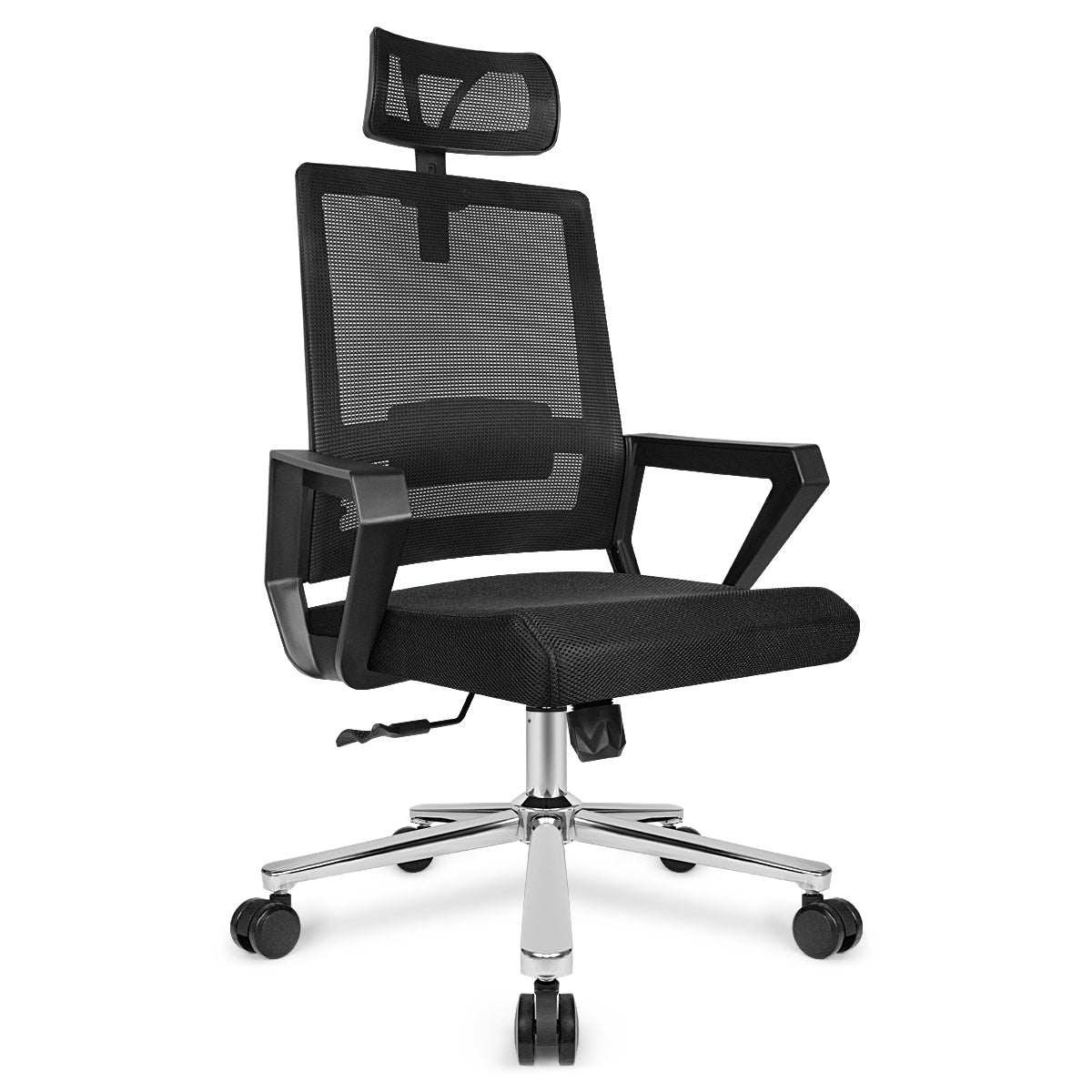 Ergonomic Office Chair High Back Mesh Office Chair with Arms For Home office