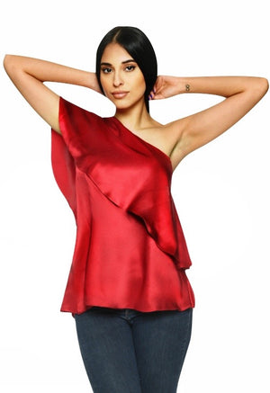 Leila Top One Shoulder
