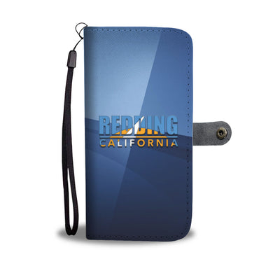 Redding California Wallet Case