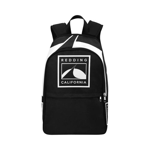 Redding black and white Adult Casual Backpack