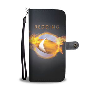 Redding Flame Wallet Case