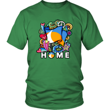 Home Redding Retro District Unisex Shirt