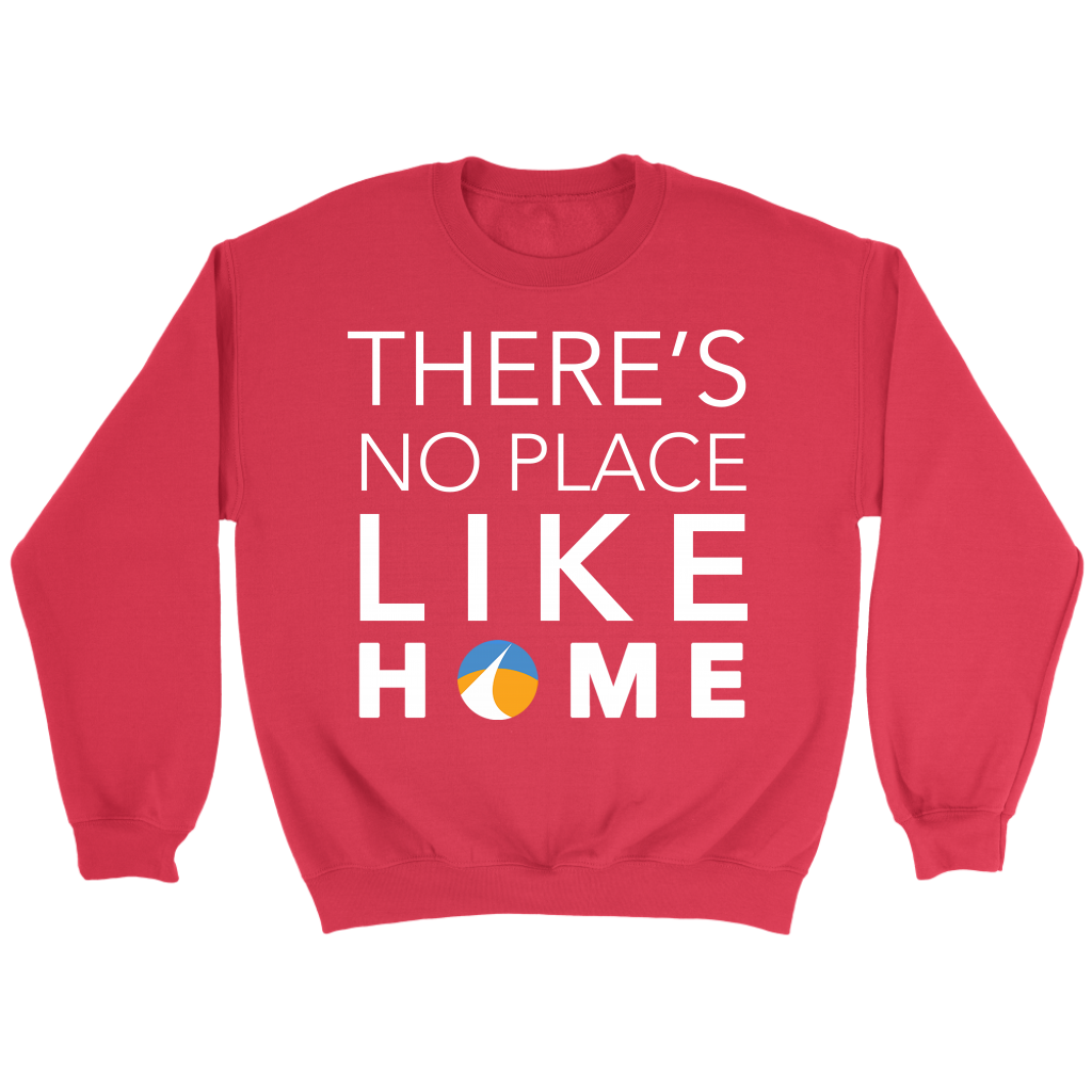 No Place Like Home Crewneck Sweatshirt