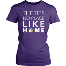 No Place Like Home District Womens Shirt