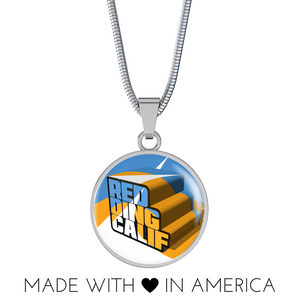 3D Redding Calif Necklace and Bangles