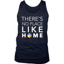 No Place Like Home District Mens Tank
