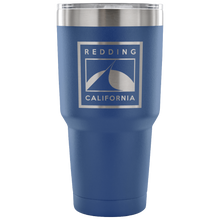 Redding Black and White 30 Ounce Vacuum Tumbler
