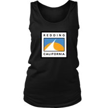 Redding Flag District Womens Tank