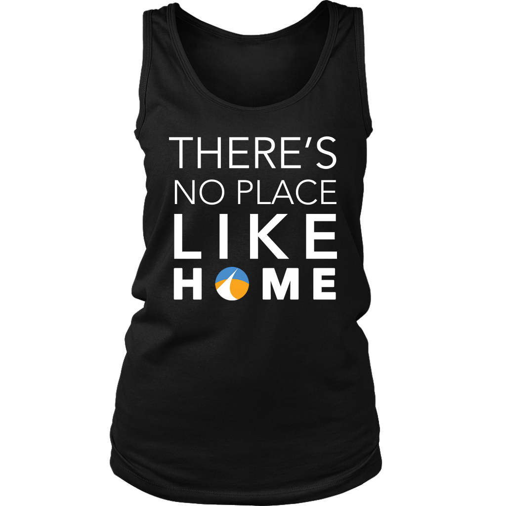 No Place Like Home District Womens Tank
