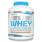 BioTech USA 100% Pure Whey 2.27kg - gymstop