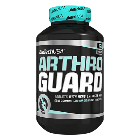 BIOTECH USA ARTHRO GUARD 120 Tablets - gymstop