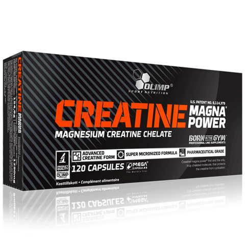 Olimp Creatine Magna Power 120 Caps - gymstop