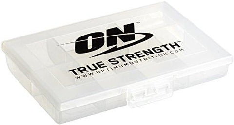 Optimum Nutrition Pillbox - gymstop