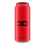 3D Energy Drink 500ml - gymstop