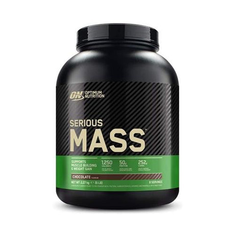 Optimum Nutrition Serious Mass 2.73kg - Damaged