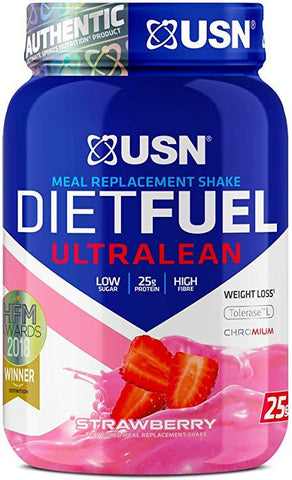 USN Diet Fuel Ultralean 1kg - gymstop