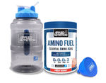 Applied Nutrition Amino Fuel EAA 390g + Free 2.2L Jug & Funnel - gymstop