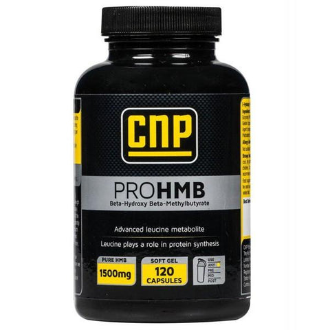 CNP Professional Pro HMB 120 Capsules - gymstop