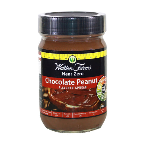 Walden Farms Peanut Spread 340g - gymstop