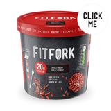 FitFork Meal Pots 12 x 75g - Out of Date