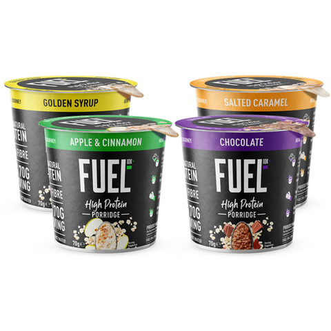 Fuel10K Protein Porridge Pot 70g - gymstop