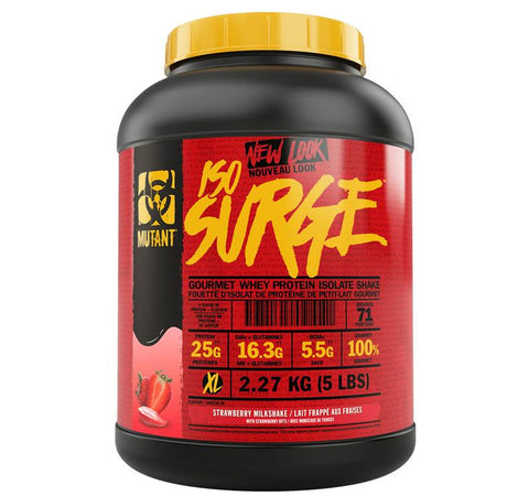 Mutant Iso Surge 2.27kg - gymstop