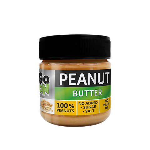 Go On Nutrition Smooth Peanut Butter 180g