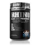 Musclesport Rhino Black Black Series 460g - gymstop