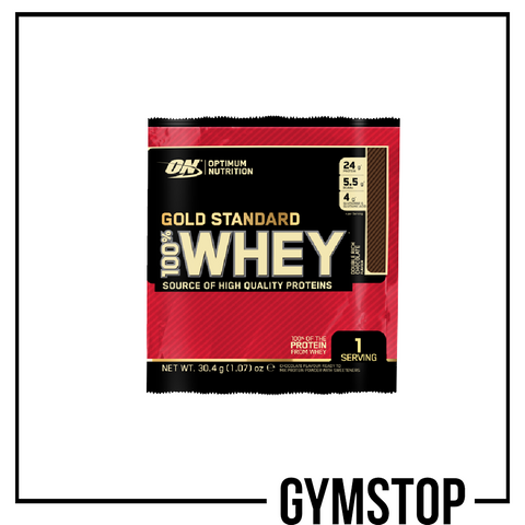 Optimum Nutrition Gold Standard Whey Sample - gymstop