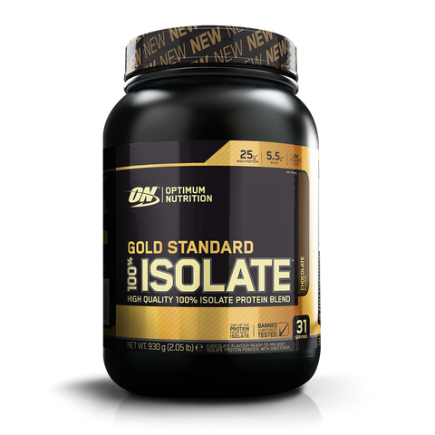 Optimum Nutrition Gold Standard 100% Isolate 930g - gymstop