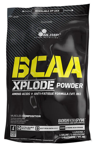 Olimp Nutrition BCAA Xplode  1000g - gymstop