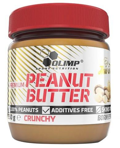 Olimp Nutrition Peanut Butter  350 grams - gymstop