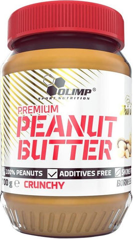 Olimp Nutrition Peanut Butter  700 grams - gymstop
