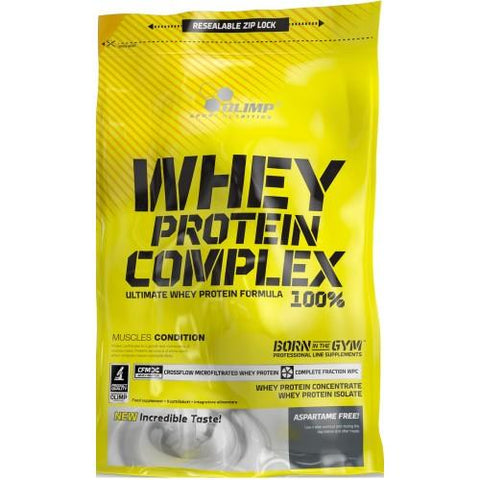 Olimp Nutrition Whey Protein Complex 100%  700g - gymstop