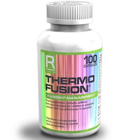 Reflex Thermofusion 100 Capsules - gymstop