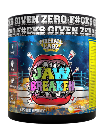 Fireball Labz Jaw Breaker 345g - gymstop