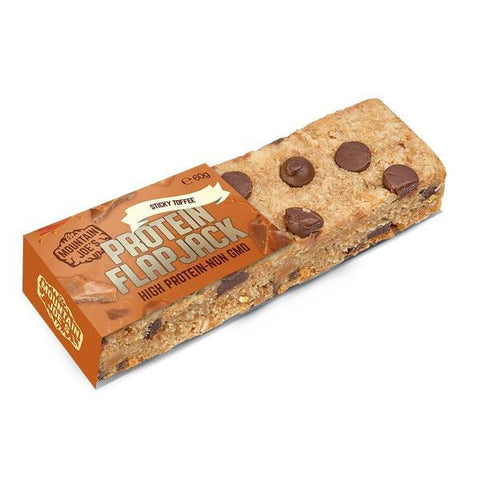 Mountain Joe's Protein Flapjack 10 x 60g