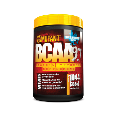Mutant BCAA 9.7 1kg - gymstop