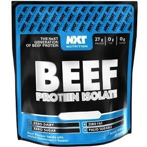 NXT Nutrition Beef Protein Isolate 600g - gymstop