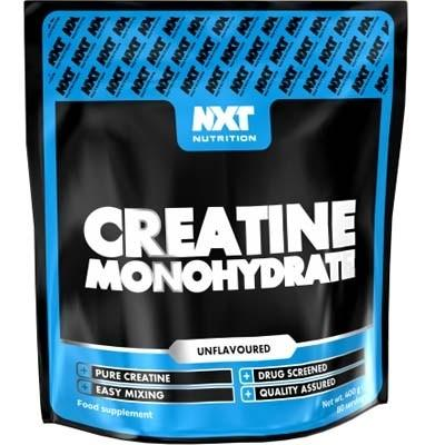 NXT Nutrition Creatine 400g - gymstop
