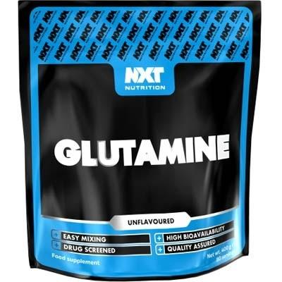 NXT Nutrition Glutamine 400g - gymstop