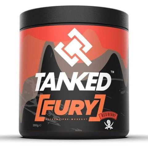 Tanked Fury 260g - gymstop