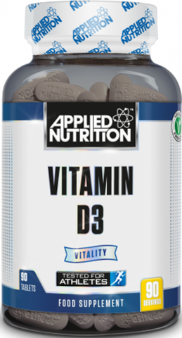 Applied Nutrition Vitamin D3 90 Tabs - gymstop