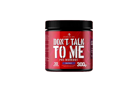 Xplosive Ape Don't Talk To Me Pre-Workout 300g