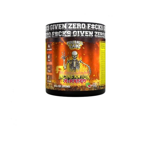 Fireball Labz Incinerator X-Rated 150g