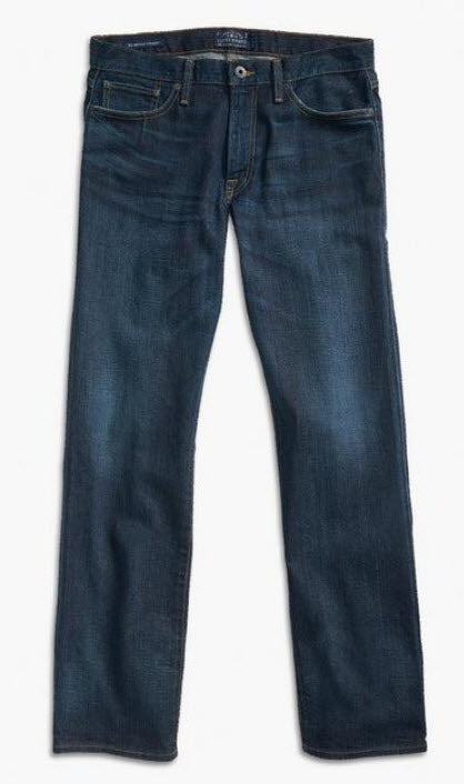Lucky Jeans 181 Relaxed Straight Aliso Wash
